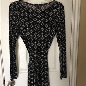 Banana Republic Belted Dress, NEW